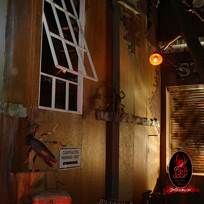 13th Door Haunted House Photos